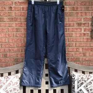 Nike Storm-Fit Woven Pant Navy Blue Size XL